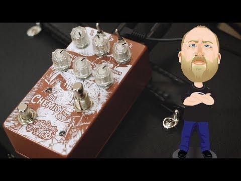Matthews Effects - The Chemist Demo