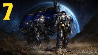 StarCraft: Remastered - Kampania Terran #7