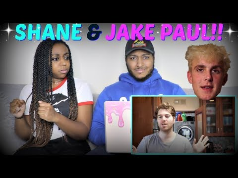 """Shane Dawson """"The Mind of Jake Paul Extended Trailer"""" REACTION!!"""