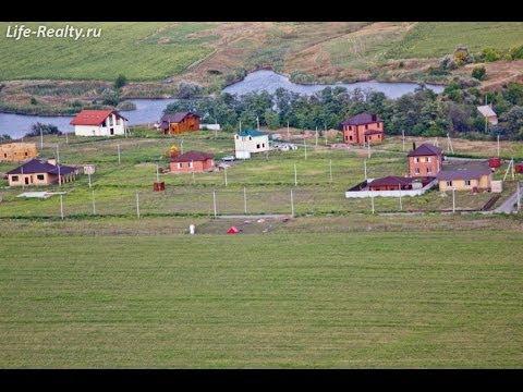 Коттеджный поселок Озерный Ростовская область