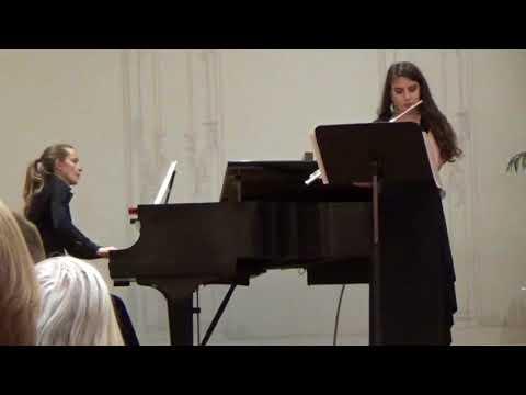Darilyn Fine Freshman Year Flute Recital