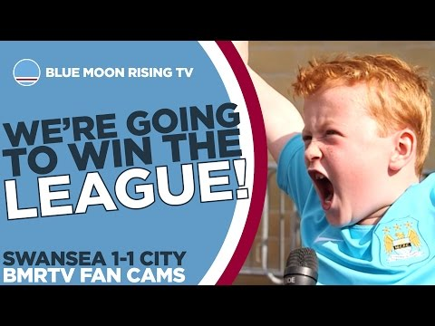 Braydon: We're Going to Win the League! | Swansea 1-1 Manchester City