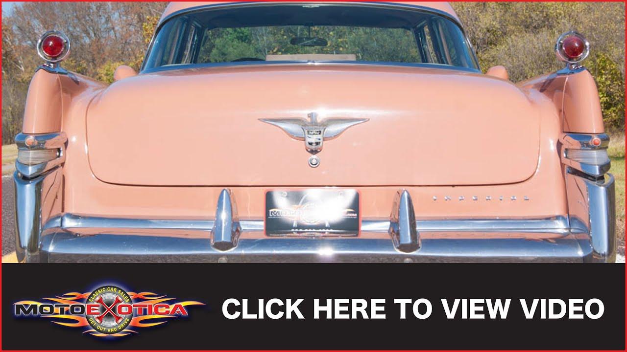 1956 Chrysler Imperial SOLD