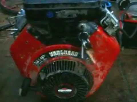 my briggs and stratton 16hp vanguard v twin