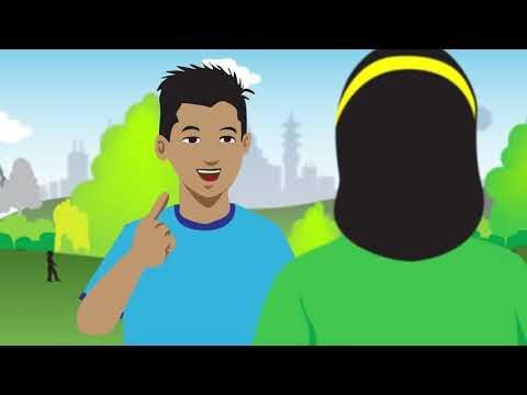 Video Animasi Rumah Pintar Pemilu