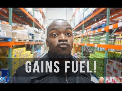 THE FUEL : Getting Food Gains!
