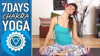 7 Day Chakra Series || Throat Chakra - Communication.  Day 5