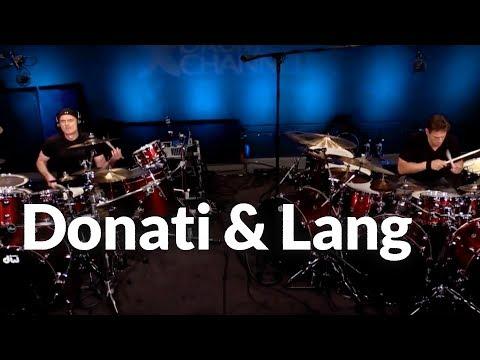 Virgil Donati & Thomas Lang Jam Track