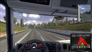 Euro Truck Simulator 2 Gameplay With Commentary