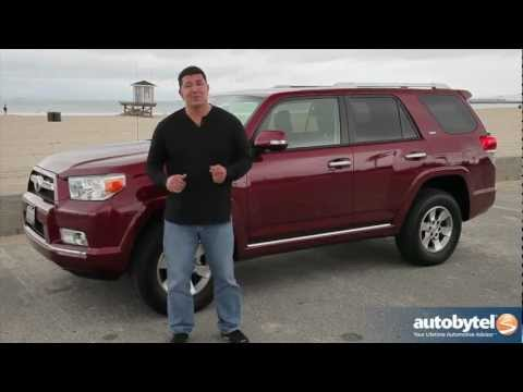 2012 Toyota 4Runner Test Drive & SUV Video Review