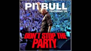 Pitbull Feat. TJR - Don
