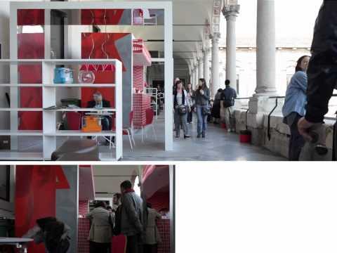 INTERNI MUTANT ARCHITECTURE & DESIGN . FuoriSalone 2011 Design Week in Milan