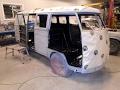 1967 Volkswagen Bus Restoration Update,  lastchanceautorestore com