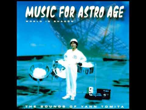 Yann Tomita - Music for astro age (full album)