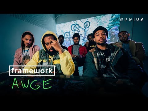 "The Making Of A$AP Ferg's ""Plain Jane"" Video With AWGE 