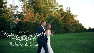 Natalie & Chia's Wedding Film