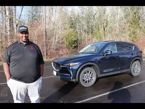 2018 Mazda CX-5 Grand Touring Review   Best Handling Compact CUV!