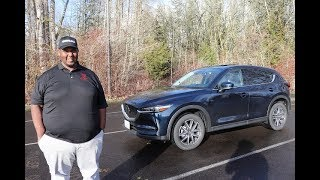 2018 Mazda CX-5 Grand Touring Review | Best Handling Compact CUV!