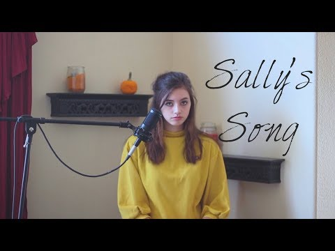 Sally's Song - Nightmare Before Christmas (Brittin Lane Cover)