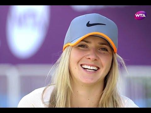 WTA stars take the Pyeongchang spelling challenge!