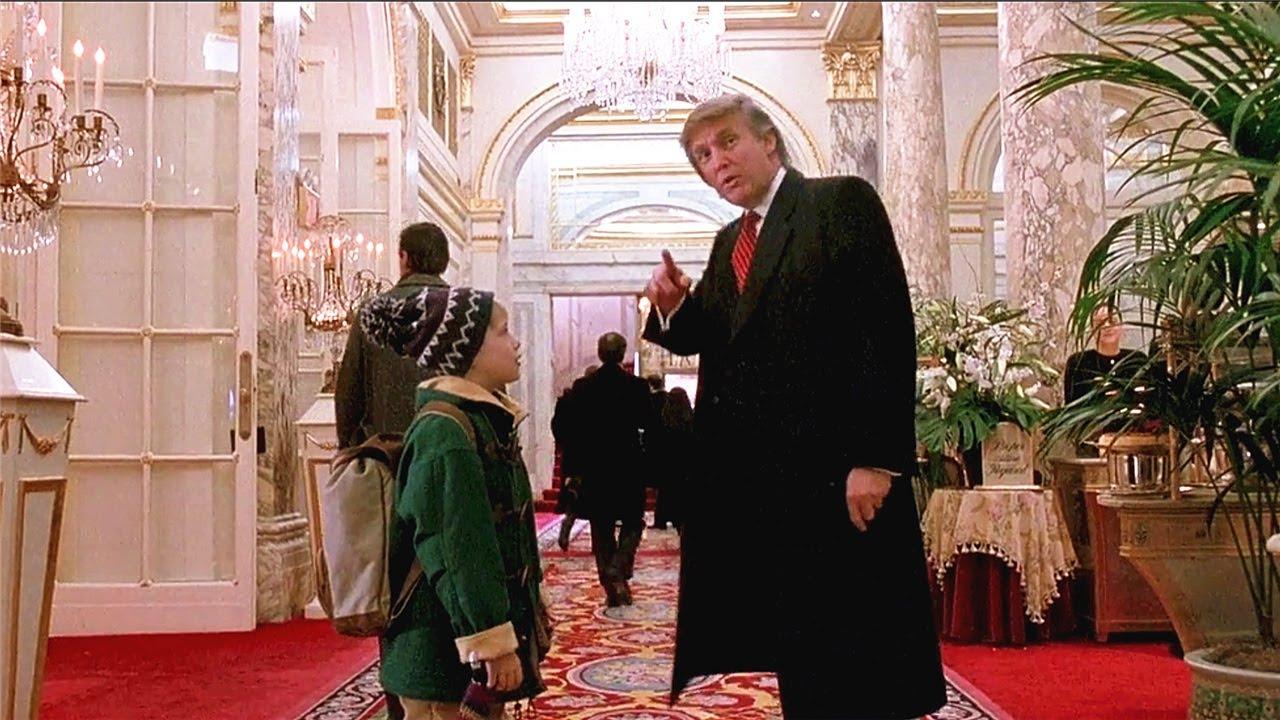【安哥】足智多谋的9岁男孩,与家人走散来到纽约,竟让川普为其指路!《小鬼当家2》