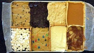 8 Desserts 1 Pan - TASTY TEST