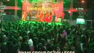 Dandiya Beats-2012, Dance presented by Kritika and group