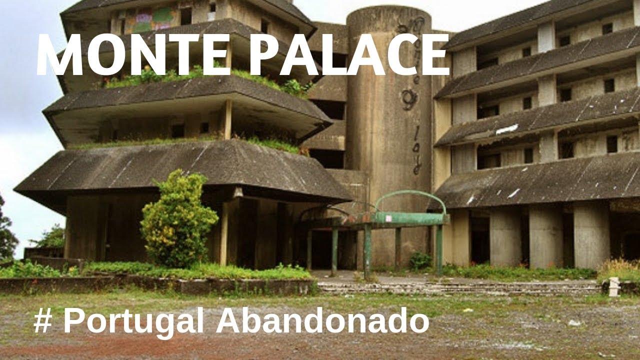Portugal Abandonado - Monte Palace
