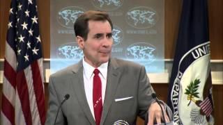 Kirby: Russian airstrikes in Syria lack precision. 21 Dec 2015