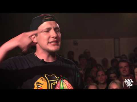 DLTLLY // Rap Battles // Lyrico vs. Hansen