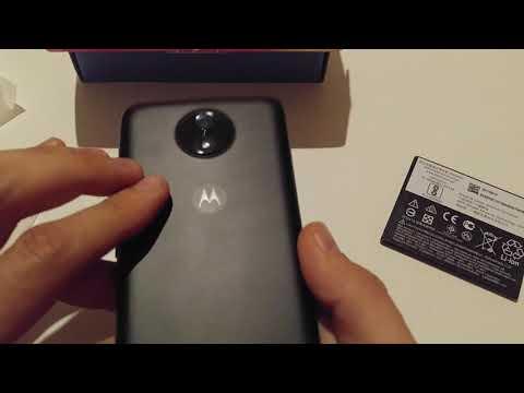 Обзор  Motorola Moto C (XT1750)