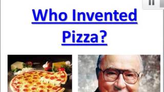 The History Of Pizza, Pizza Origin, Who Invented Pizza?