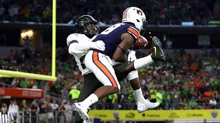 Auburn comes from behind to STUN Oregon 😧 A Game to Remember