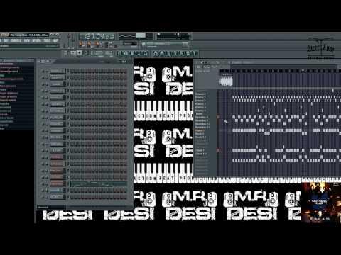 Wu-Tang Clan - 'C.R.E.A.M.' (Instrumental) - REMAKE/REMIX by M.R. Desi
