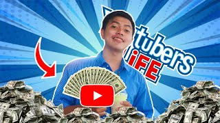 How I Made A lot Money On YOUTUBE! - Youtubers Life #1 - Book Of Sak