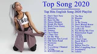 Maroon 5, Rihanna, Katy Perry, Bruno mars, Ed Sheeran, Charlie Puth, Ariana Grande Pop Hits 2021
