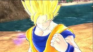 Dragon Ball Z Raging Blast 2 | Goku vs. Broly