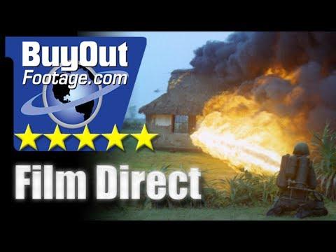 Vietnam War - Operation Thayer II 1966 FILM DIRECT
