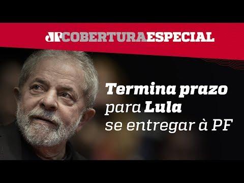 PF confirma que prisão de Lula não será hoje; acompanhe ao vivo