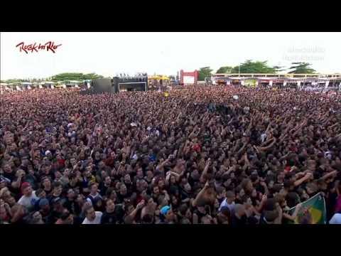 DESTRUCTION + KRISIUN   Live Rock in Rio 2013