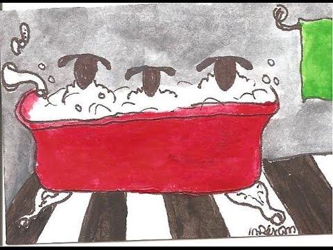 Fleece to Yarn Part 2 - Washing/Scouring