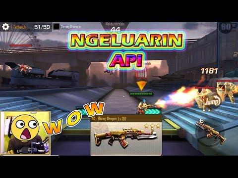 NYOBA AK RISING DRAGON MALAH KELUAR API ~ CONTRA RETURN INDONESIA thumbnail