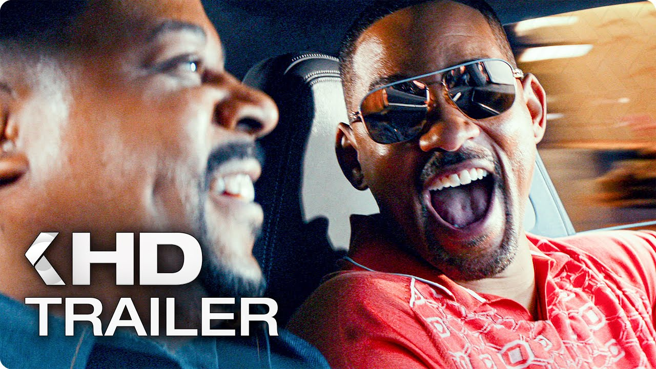 BAD BOYS 3: For Life Trailer 2 (2020)