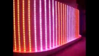 Digital LED Strip DJ Booth