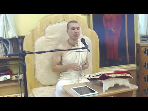 Шримад Бхагаватам 4.18.5 - Ашрая Кришна прабху