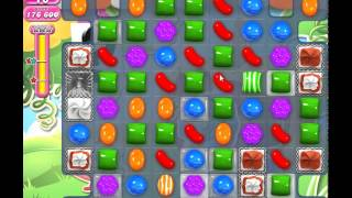 Candy Crush Saga Level 808 - No Boosters