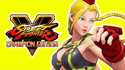 Cammy COSTUMES Part 1 - Street Fighter V