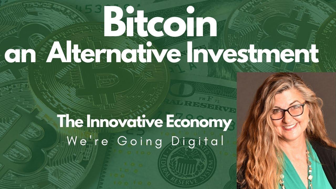 bitcoin alternative investment
