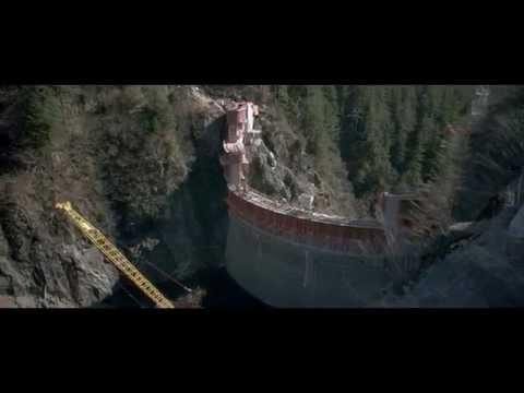 STG Incorporated & Alaska Crane: Liebherr 1600 at Blue Lake Hydro Dam