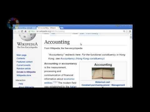 Accounting Wikipedia EDUCATIONPROCESSANDSUCCESS